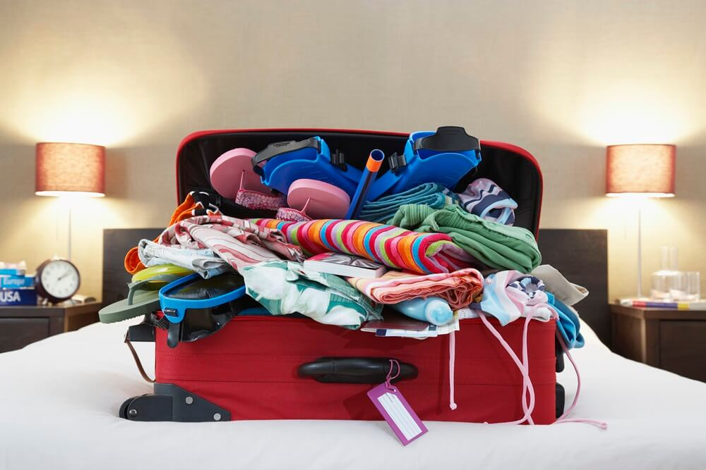 How to pack carry on only for your next family trip