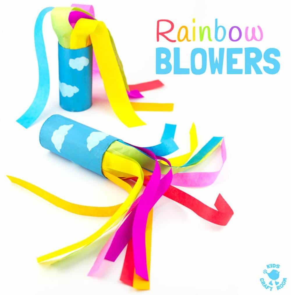tube rainbow