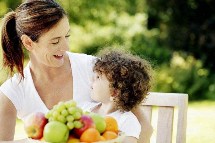 A Guide to Healthy Eating for Kids