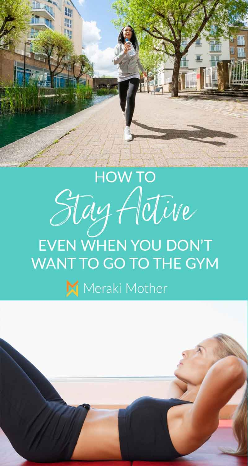 Not everyone has the luxury or the time of hitting the gym every day, but there are things you can do in the comfort of your own home or nearby that will get your blood pumping! These at home workouts are perfect for moms.