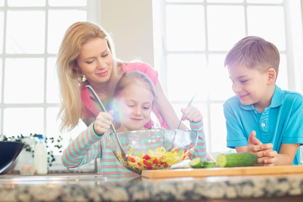 prepare a family budget for a month suggestion