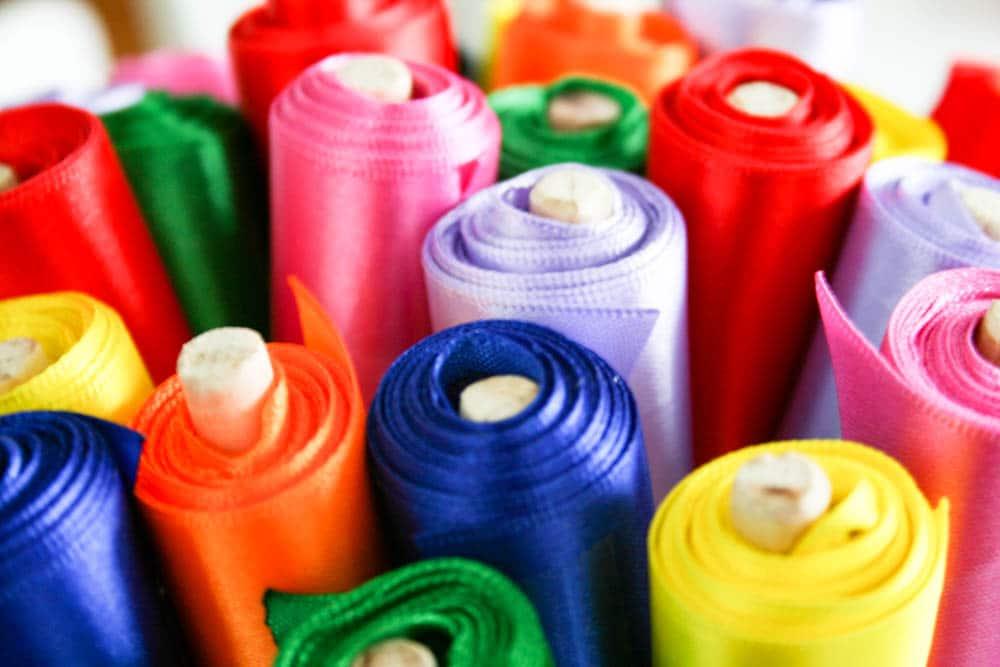 Meraki Mother Beautiful Rainbow Party Ideas Rainbow party favors Rainbow ribbon