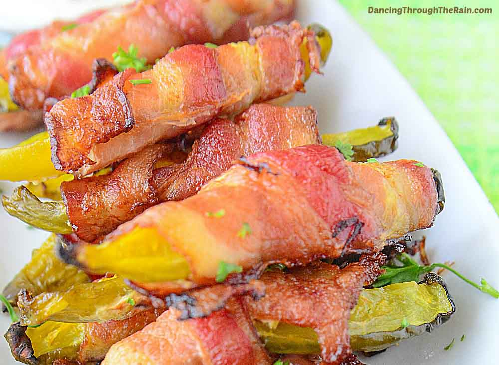 Meraki Mother Tasty Kid-Friendly Keto Snack Recipes - Savoury keto snack recipe- Bacon Wrapped Pickles