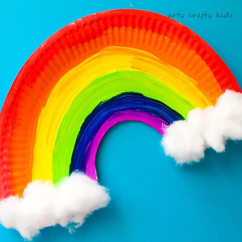 paper plate rainbow craft rainbow activities for preschoolers meraki 5113