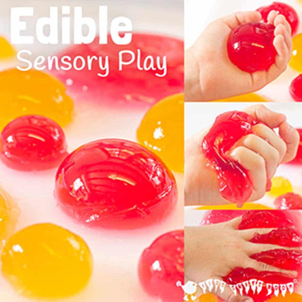 The Ultimate List of Sensory Activities for Kids