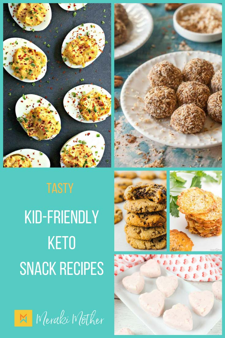 Tasty Kid-Friendly Keto Snack Recipes. Leto Sweet Snack Recipes- Keto Savoury Snack Recipes - Gluten Free Snacks - Paleo Snacks