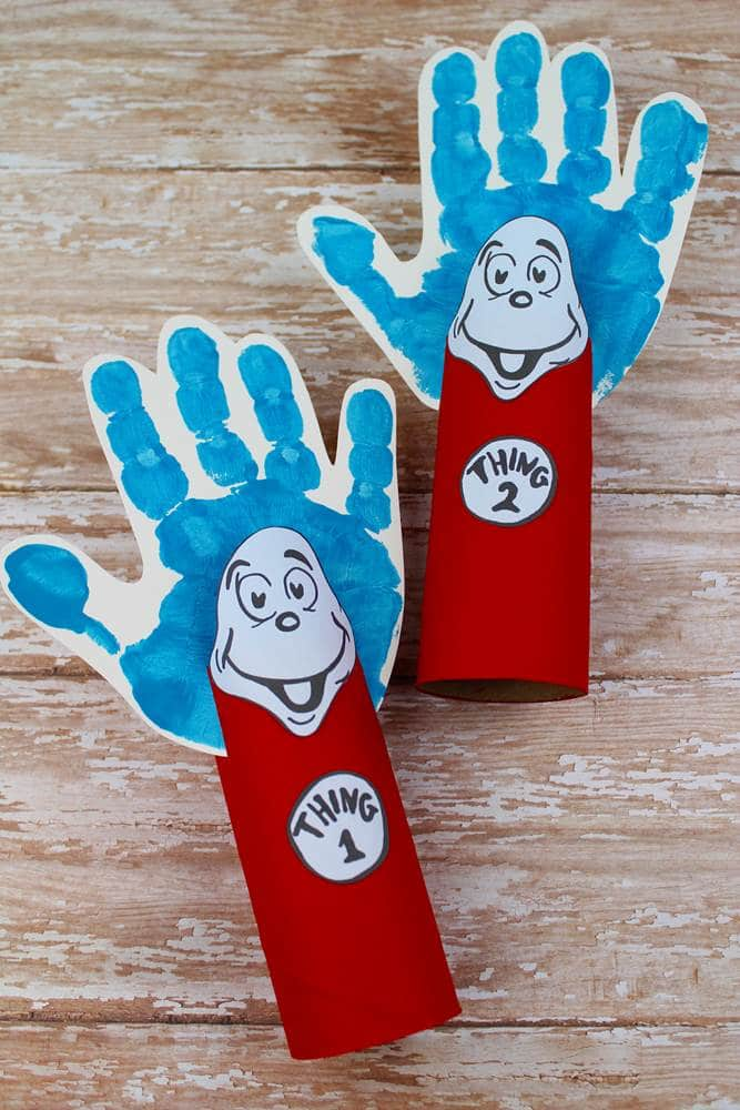 dr seuss preschool crafts