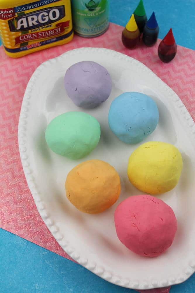 how to make playdough uk