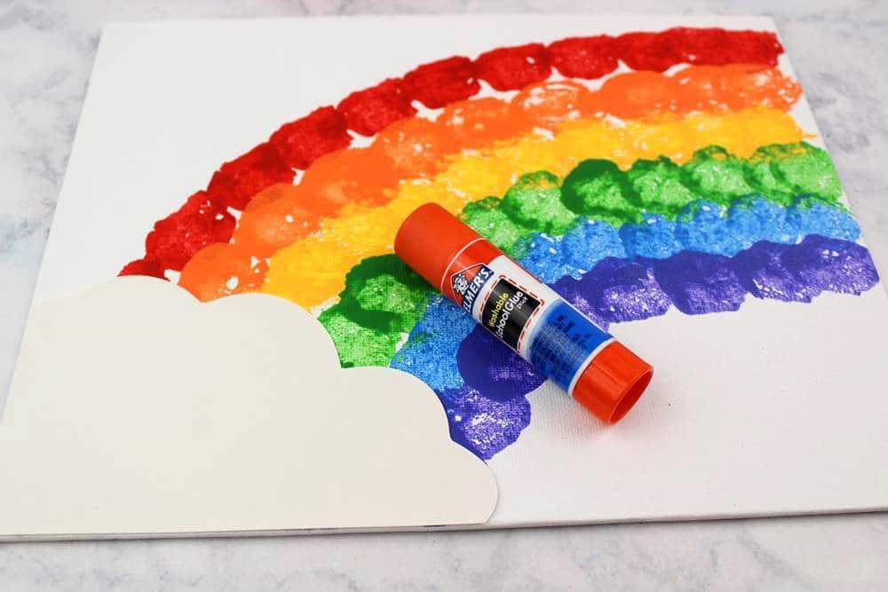 st patrick's day rainbow crafts