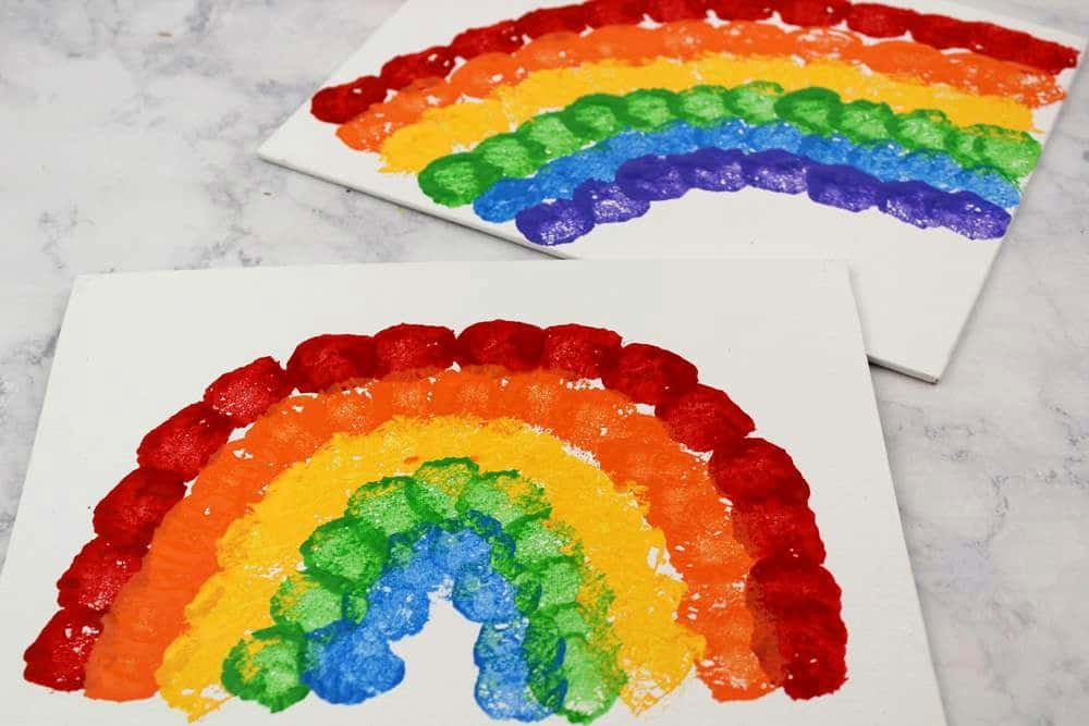 rainbow craft ideas