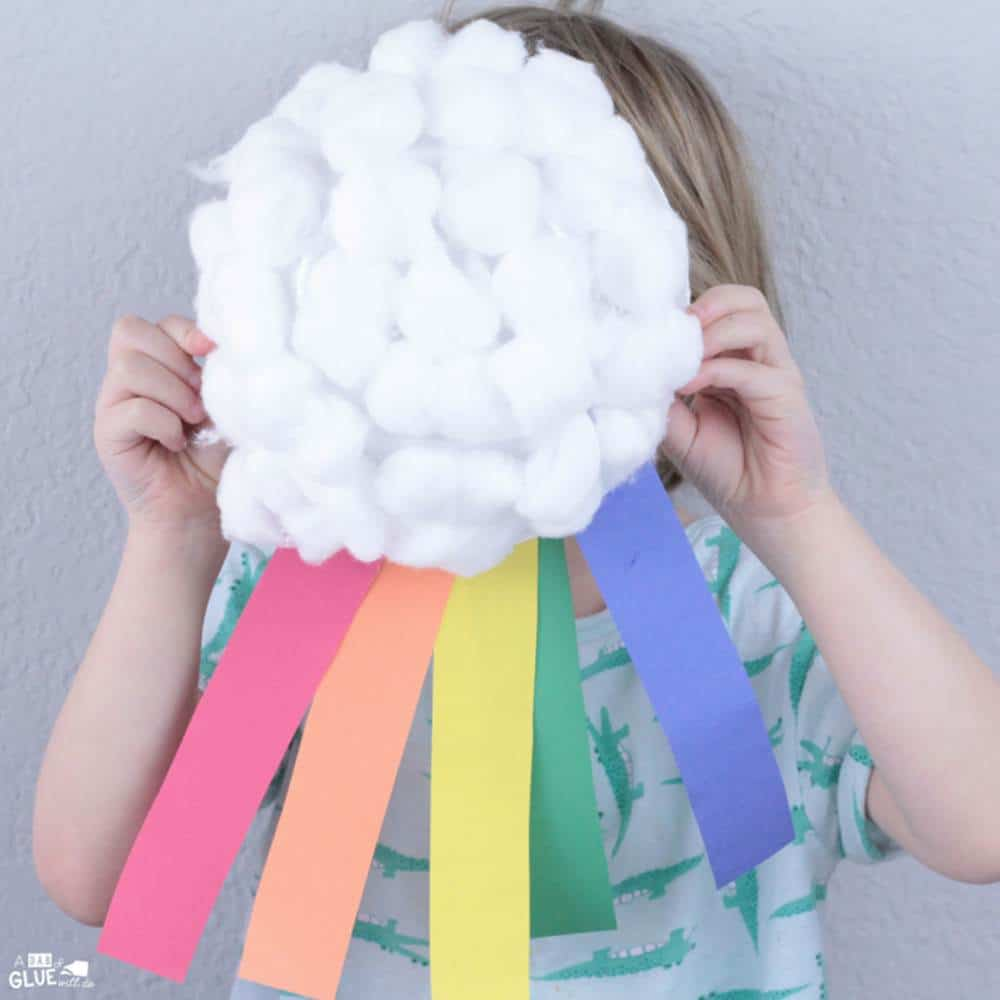 rainbow project fro preschool