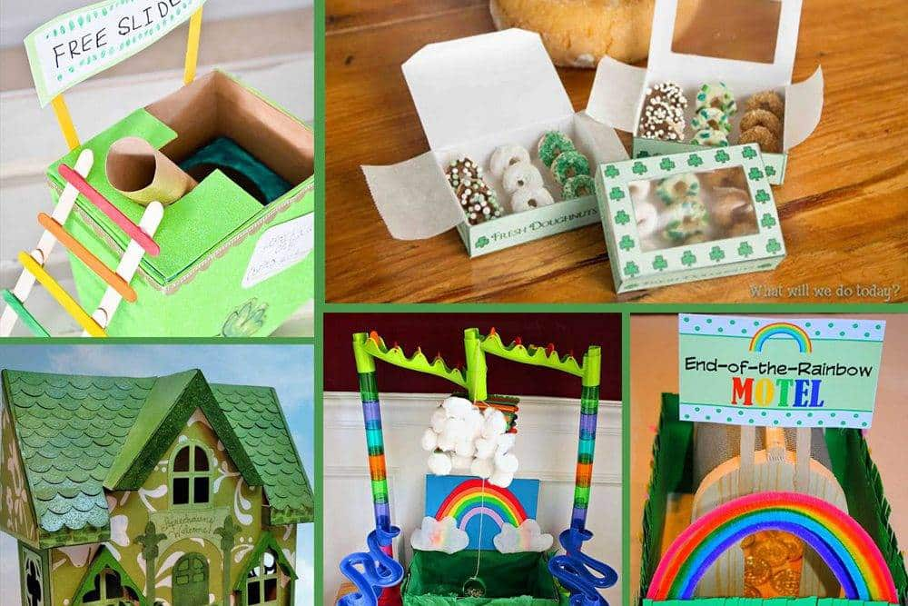 Leprechaun trap ideas that work
