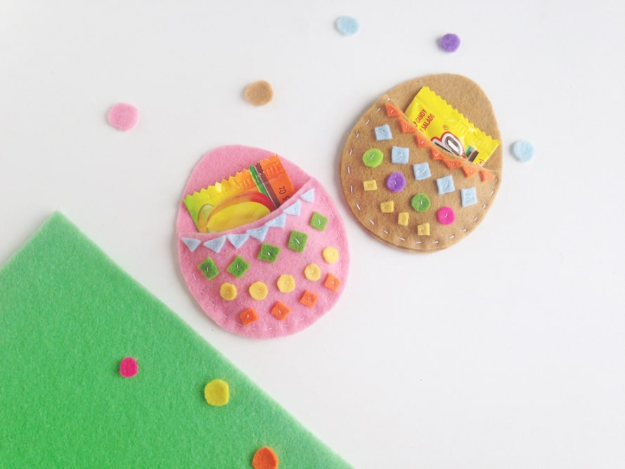Meraki Mother Easter Crafts - Easter Egg Craft
