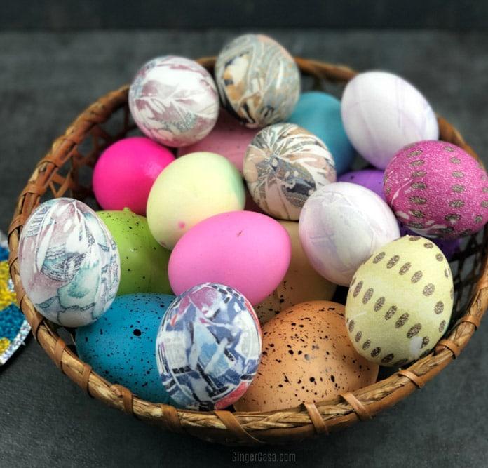 Meraki Mother Easter Crafts