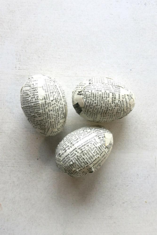 Meraki Mother Easter Crafts- Easter Egg craft - Easter Egg Decoration