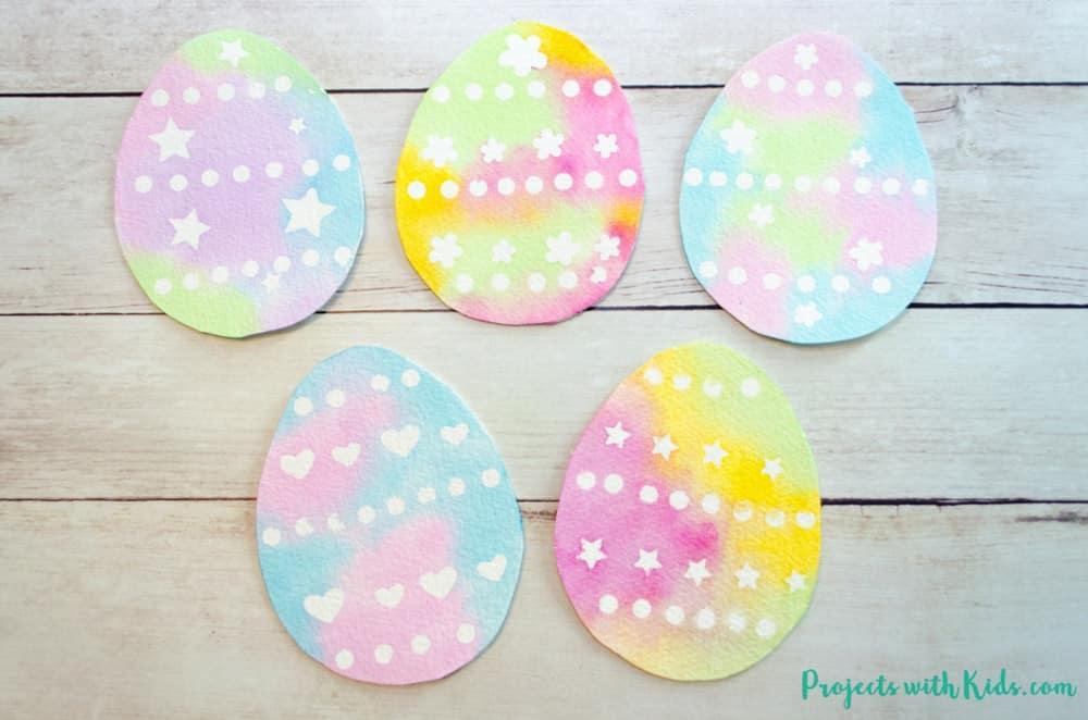 Meraki Mother Easter Egg Crafts