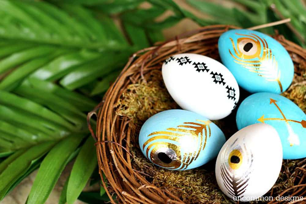 Meraki Mother Easter Egg Crafts