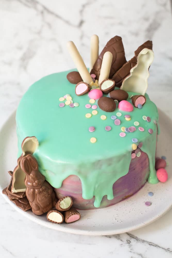 Meraki Mother Food-Easter Cake