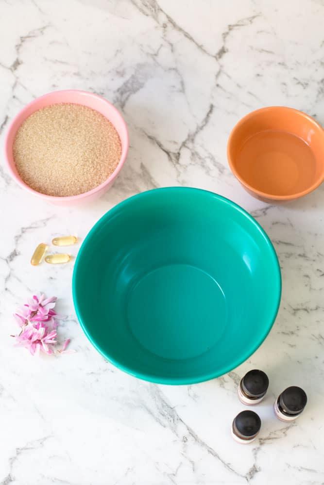 Meraki Mother - Easy To Make Sugar Scrub