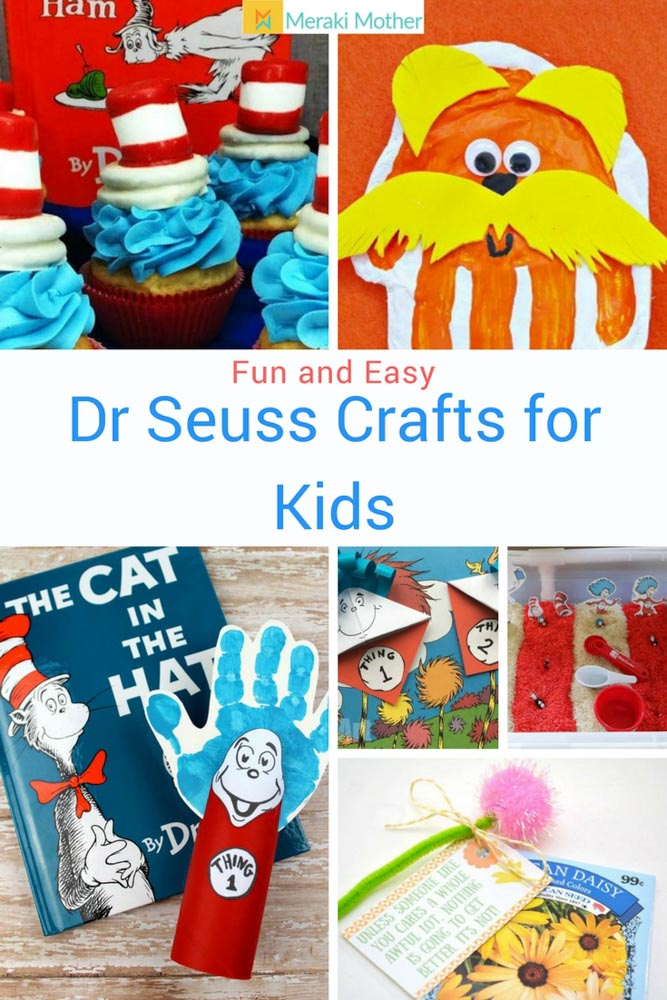Meraki-Mother-dr seuss craft for kids