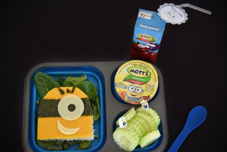 healthy food for children's lunch box