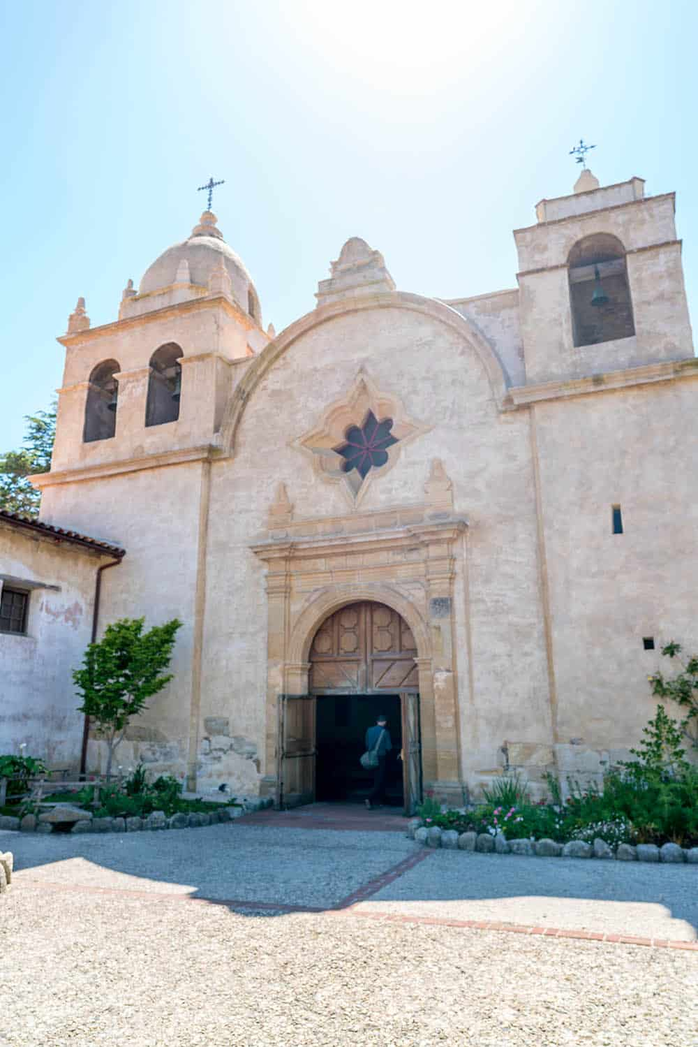 Things to do in Monterey: Carmel Mission