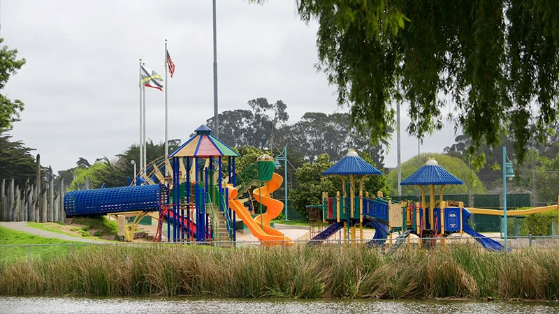 Things to do in Monterey: Dennis the Menace Park