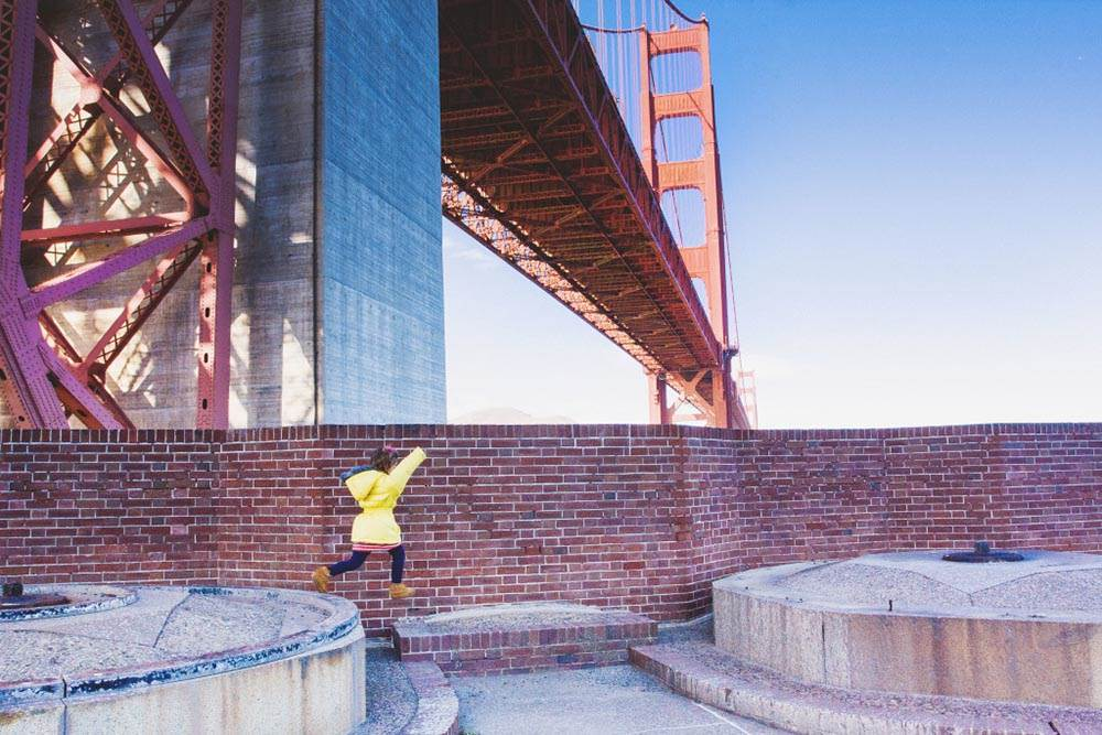 The best of San Francisco with kids