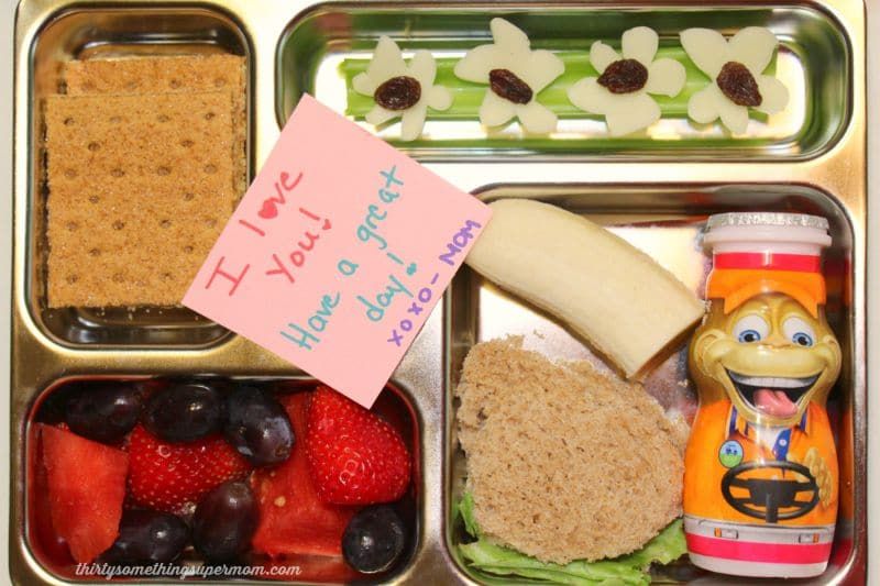 easy healthy lunch box ideas
