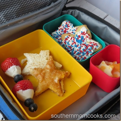 children's lunch box recipes