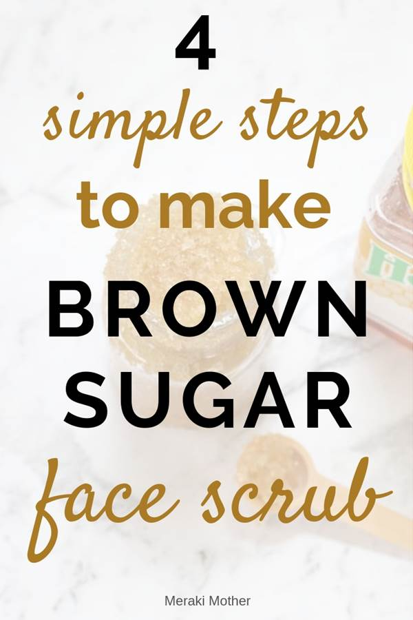 homemade coconut oil and sugar scrub recipe