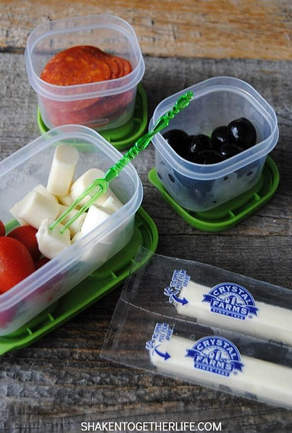 healthy lunchbox ideas for school