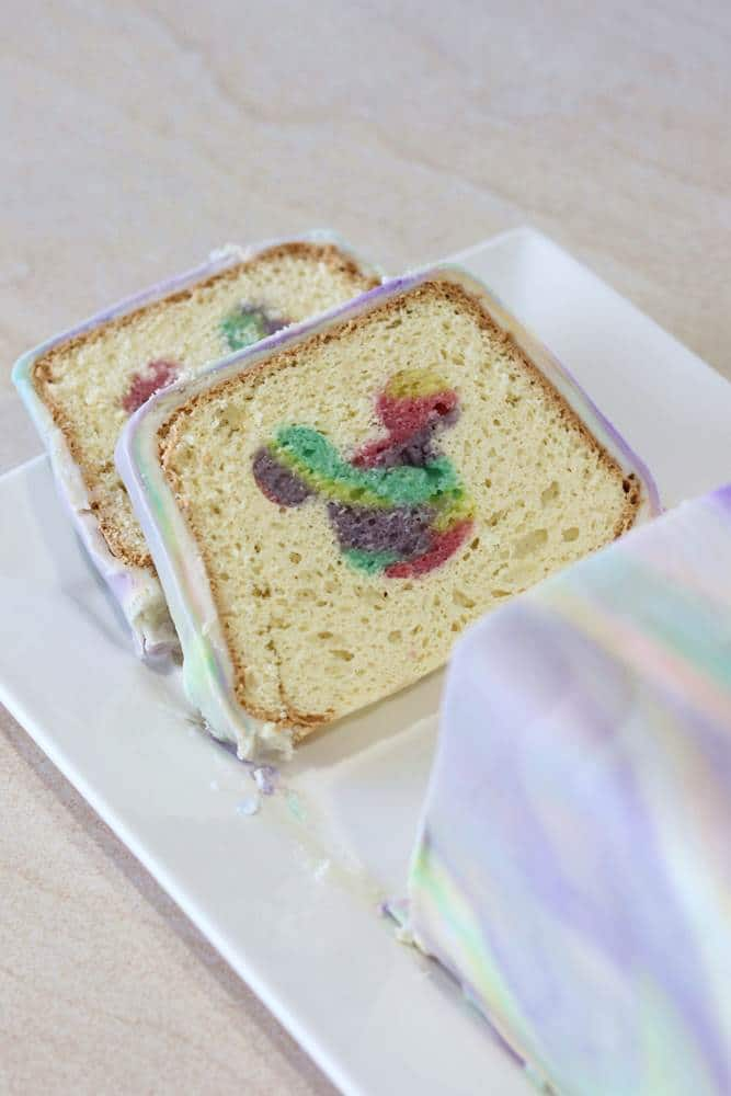 Mickey Mouse Surprise Inside cake