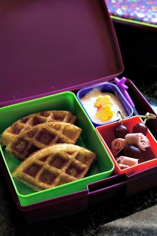 lunch box food ideas