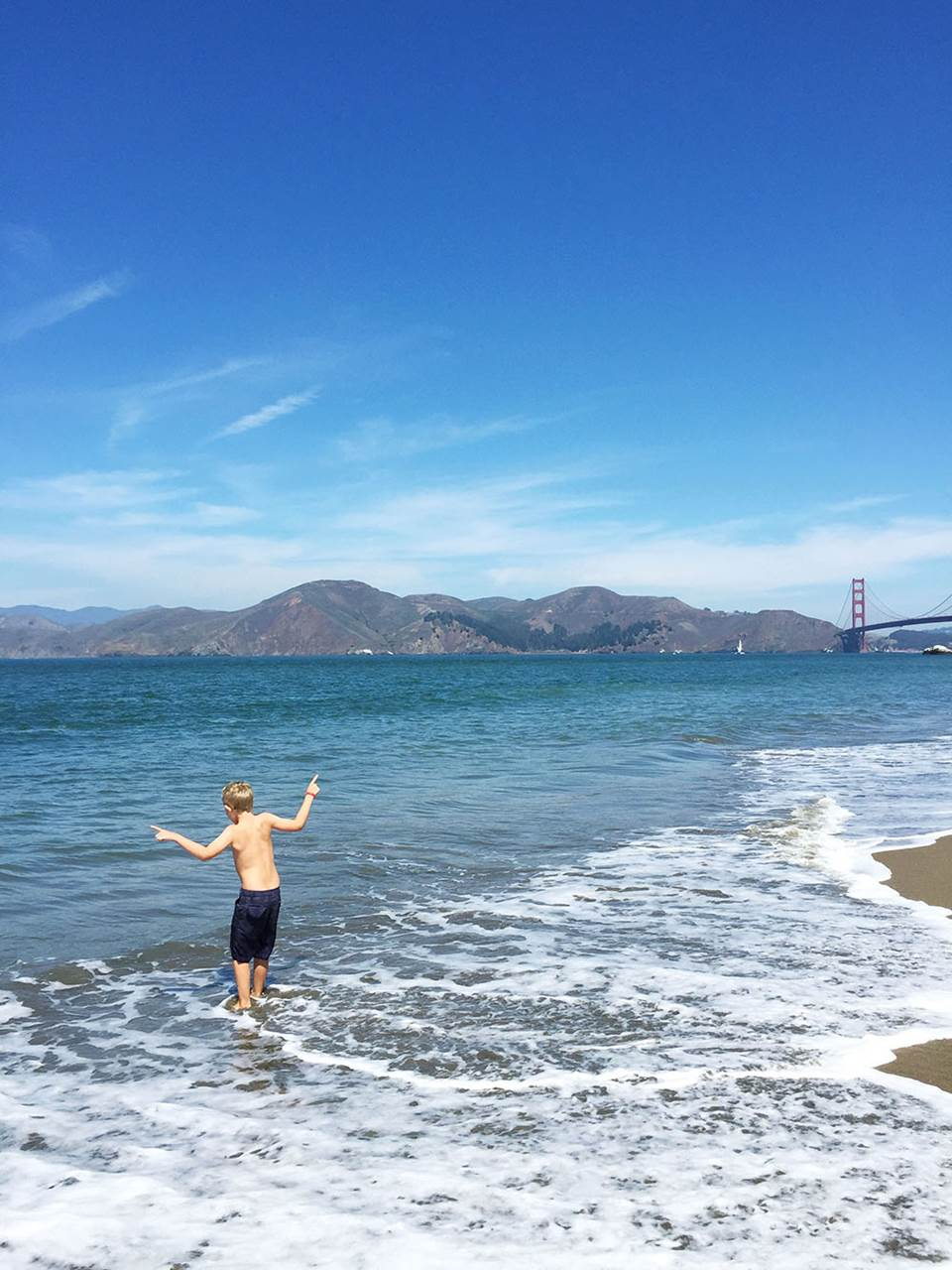 What to do in San Francisco with kids