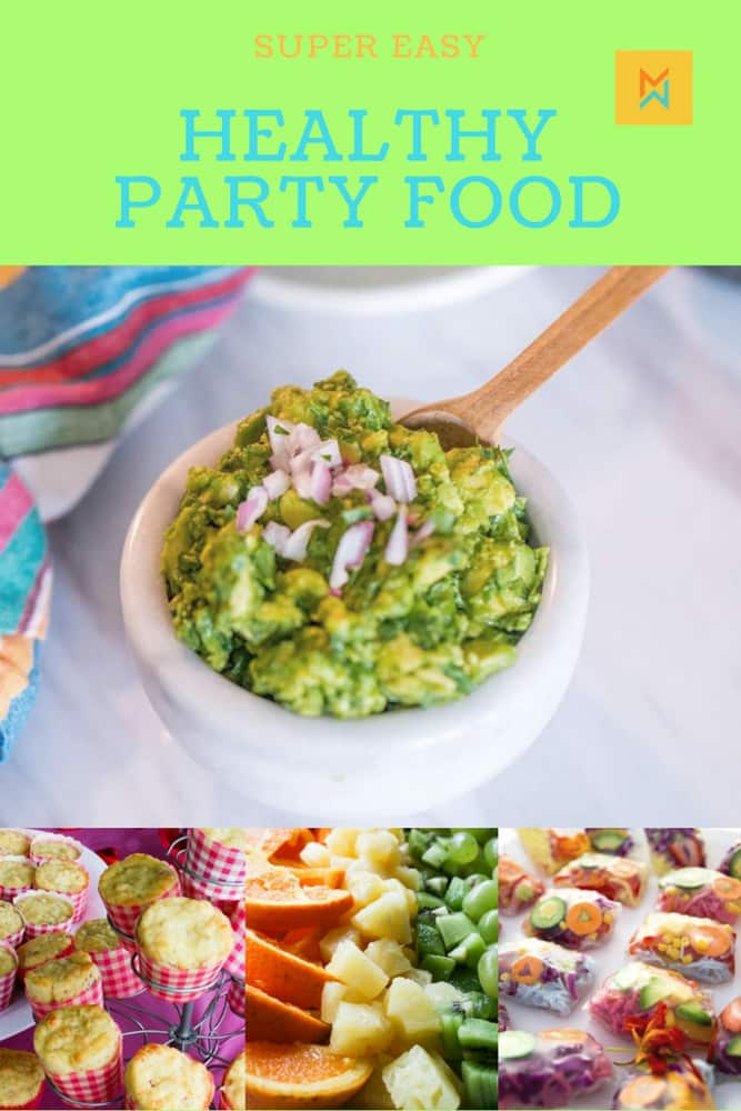 Healthy Party Food For Kids Meraki Mother