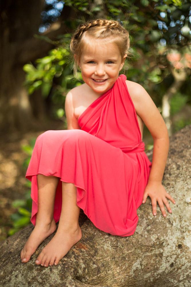 Infinity dress for girl Meraki Mother