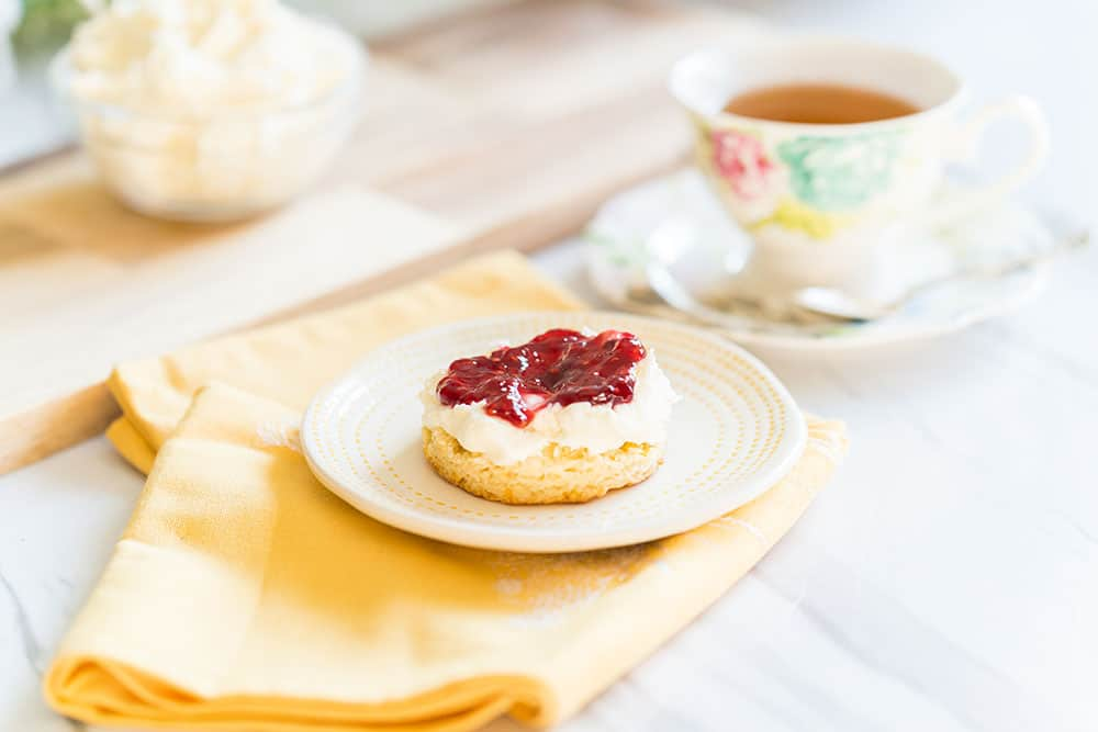 Orange scones recipe UK