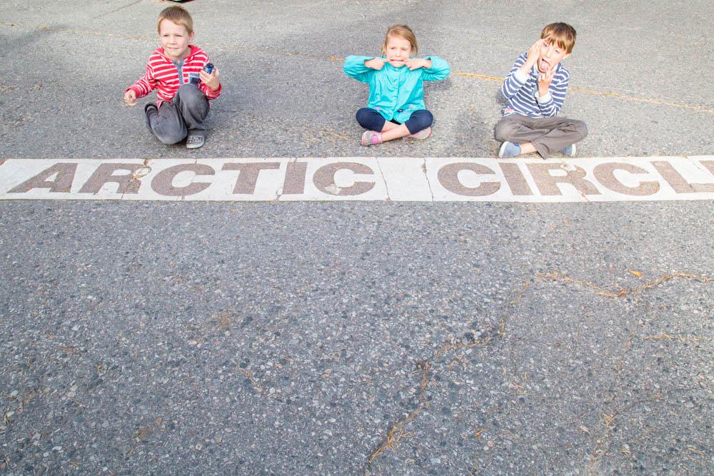 Arctic Circle Finland