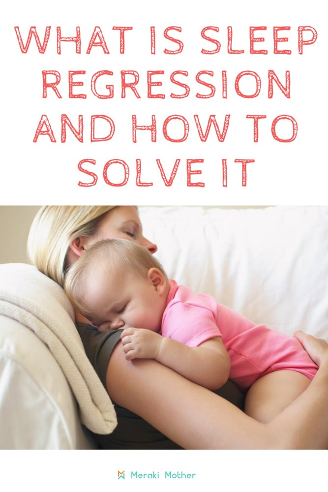 Everything you need to know about sleep regression