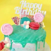 Easy Drip Cake