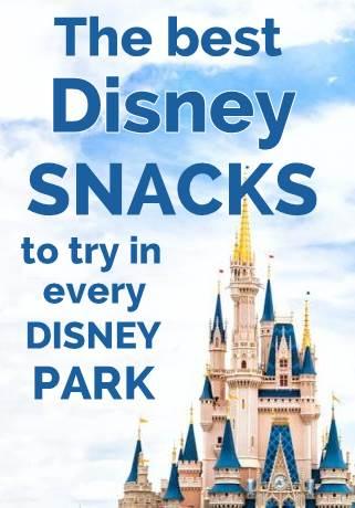 Best themed Disney eats in every Disney park