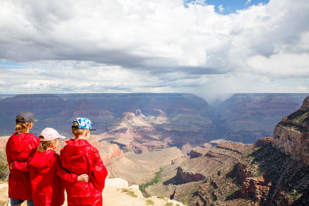 What To Do With Kids At The Grand Canyon