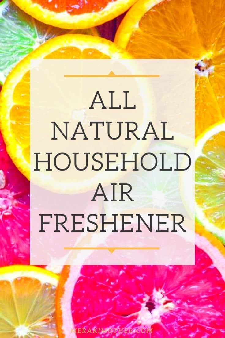 all natural household air freshner