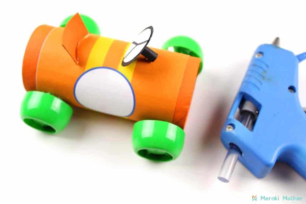 racing car craft