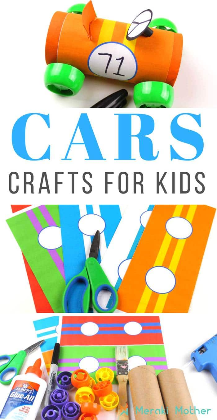 car craft for kids