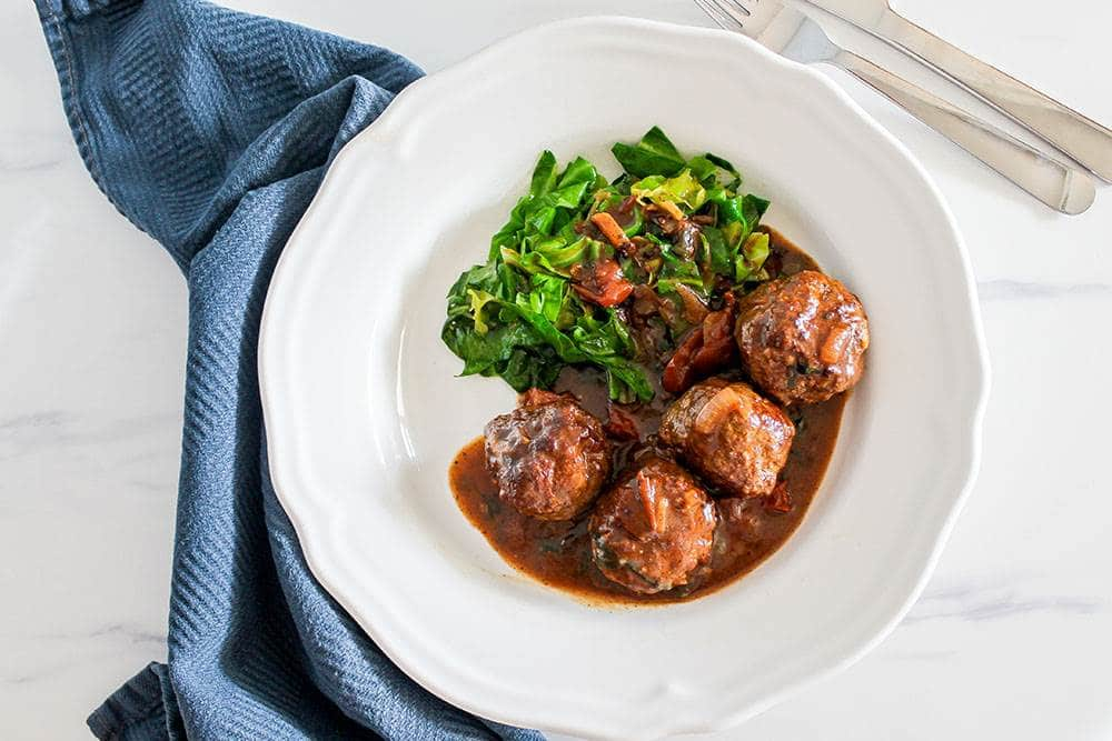 meatball keto recipes