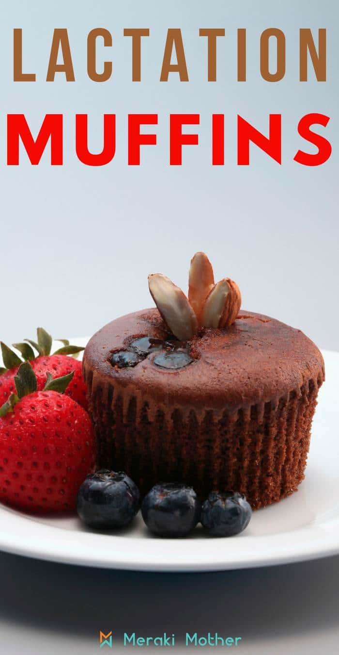 lactation muffin