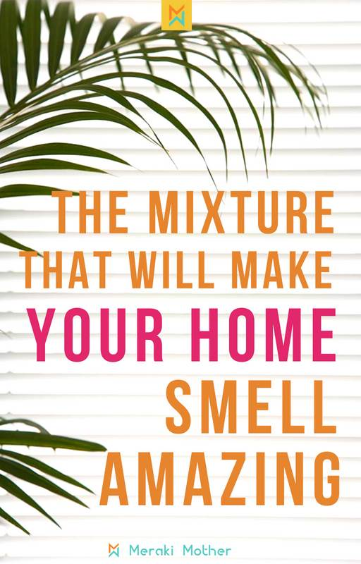 Make your house smell amazing