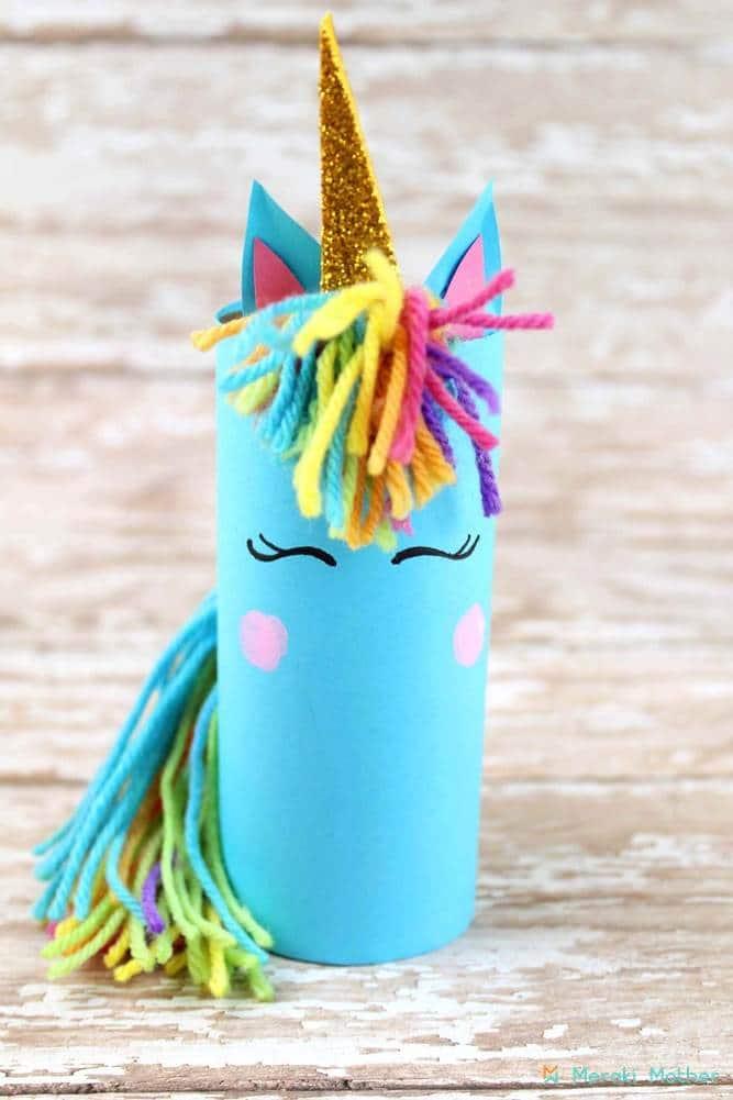 unicorn crafts for kindergarten